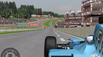 Скриншот Grand Prix 4