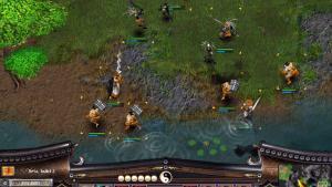 миниатюра скриншота Battle Realms