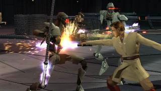 Скриншоты  игры Star Wars: Episode 3 Revenge of the Sith