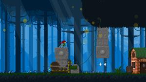 миниатюра скриншота Mable & The Wood