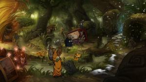 миниатюра скриншота Night of the Rabbit, the