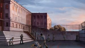 миниатюра скриншота 1954: Alcatraz