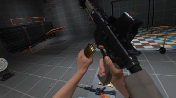 Скриншот Boneworks