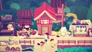миниатюра скриншота Mineko's Night Market