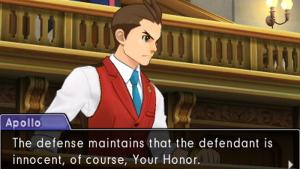миниатюра скриншота Phoenix Wright: Ace Attorney - Spirit of Justice