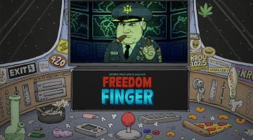 Скриншот Freedom Finger