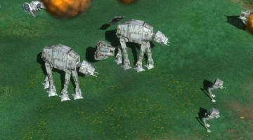 Скриншот Star Wars: Empire at War