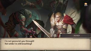 миниатюра скриншота Azure Saga: Pathfinder