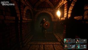 миниатюра скриншота Fallen Dungeons