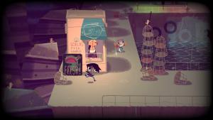 миниатюра скриншота Knights and Bikes