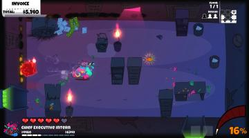 Скриншот Dead End Job