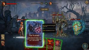 миниатюра скриншота Deck of Ashes