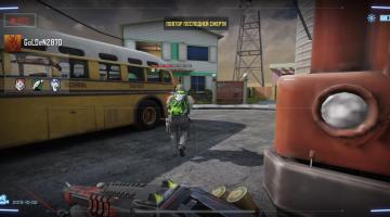 Скриншот Call of Duty: Mobile