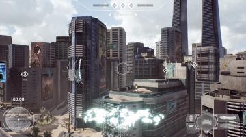 Скриншот Drone Strike Force