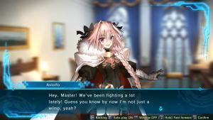 миниатюра скриншота Fate/Extella Link