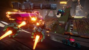 миниатюра скриншота ShockRods