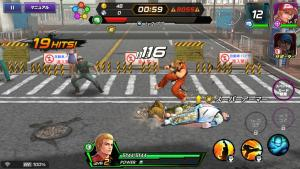 миниатюра скриншота The King of Fighters All-Star