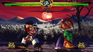 миниатюра скриншота Samurai Shodown