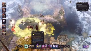 Скриншоты  игры Divinity: Fallen Heroes