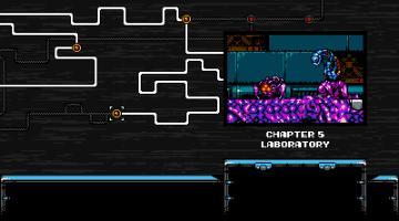 Скриншот Cyber Shadow