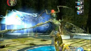 Скриншоты  игры Sudeki