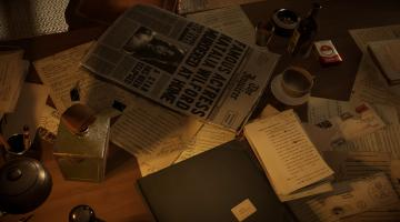 Скриншот Blacksad: Under the Skin