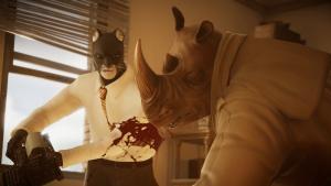 миниатюра скриншота Blacksad: Under the Skin