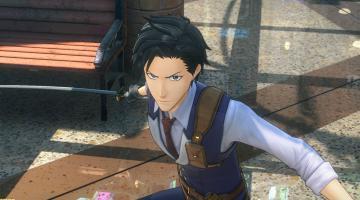 Скриншот Sakura Wars