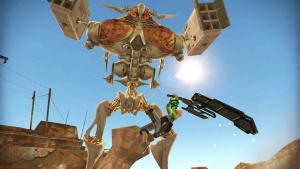 миниатюра скриншота Freedom Wars