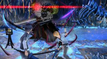 Скриншот Sword Art Online: Alicization Lycoris