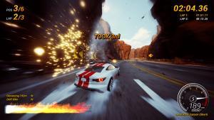 миниатюра скриншота Dangerous Driving