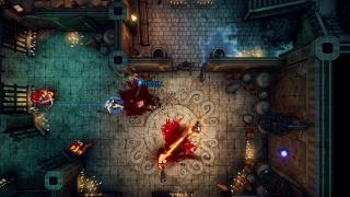Скриншоты  игры God's Trigger