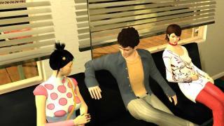 Скриншот Singles 2: Triple Trouble