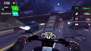 миниатюра скриншота Moto Rush GT