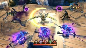 миниатюра скриншота Dungeon Hunter 5