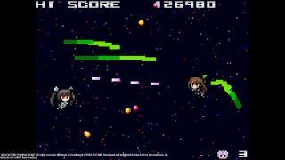 Скриншоты  игры Neptunia Shooter