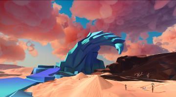 Скриншот Paper Beast