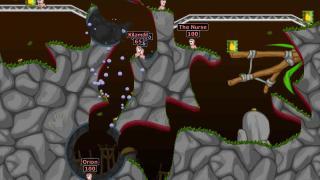 Скриншот Worms World Party
