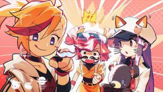 Скриншоты  игры Muse Dash