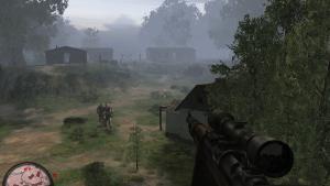 миниатюра скриншота Sniper: Art of Victory