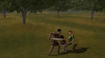 Скриншот Gods and Heroes: Rome Rising