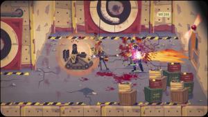 миниатюра скриншота Infected Shelter