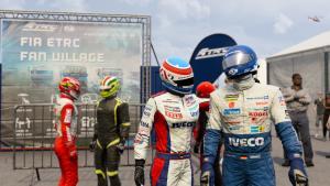 миниатюра скриншота FIA European Truck Racing Championship