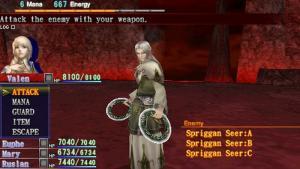 миниатюра скриншота Dragoneer's Aria