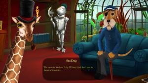миниатюра скриншота Lord Winklebottom Investigates