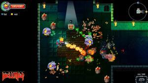 миниатюра скриншота HELLMUT: The Badass from Hell
