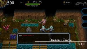 миниатюра скриншота DragonFangZ - The Rose & Dungeon of Time