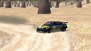 миниатюра скриншота Euro Rally Champion