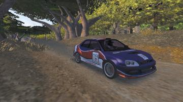 Скриншот Euro Rally Champion