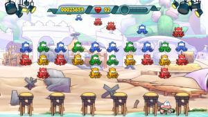 миниатюра скриншота Doughlings: Invasion